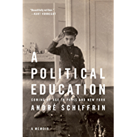 A Political Education: Coming of Age in Paris and New York (English Edition)