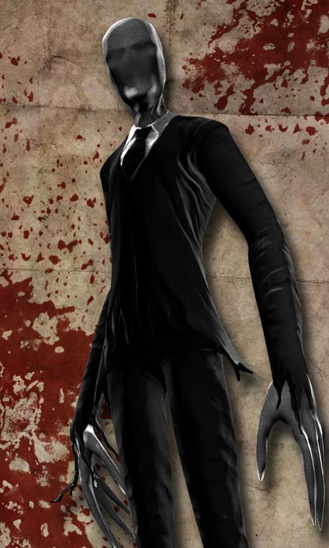 Slender Man! Chapter 1: Alone Screenshot