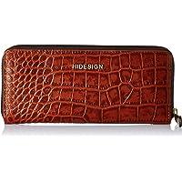 Hidesign Women's Wallet (CROCO TAN)