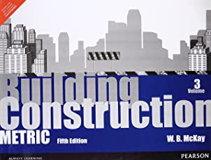 Building Construction: Metric Volume 3, 5e: Metric - Vol. 3
