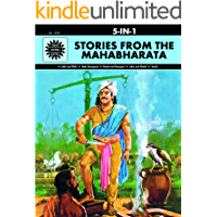 Stories from Mahabharata: 5 in 1 (Amar Chitra Katha)
