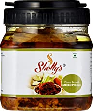 Shelly's Mixed Pickle, 500g