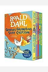 Roald Dahl's Glorious Galumptious Story Collection (Roald Dahl Box Set) Paperback