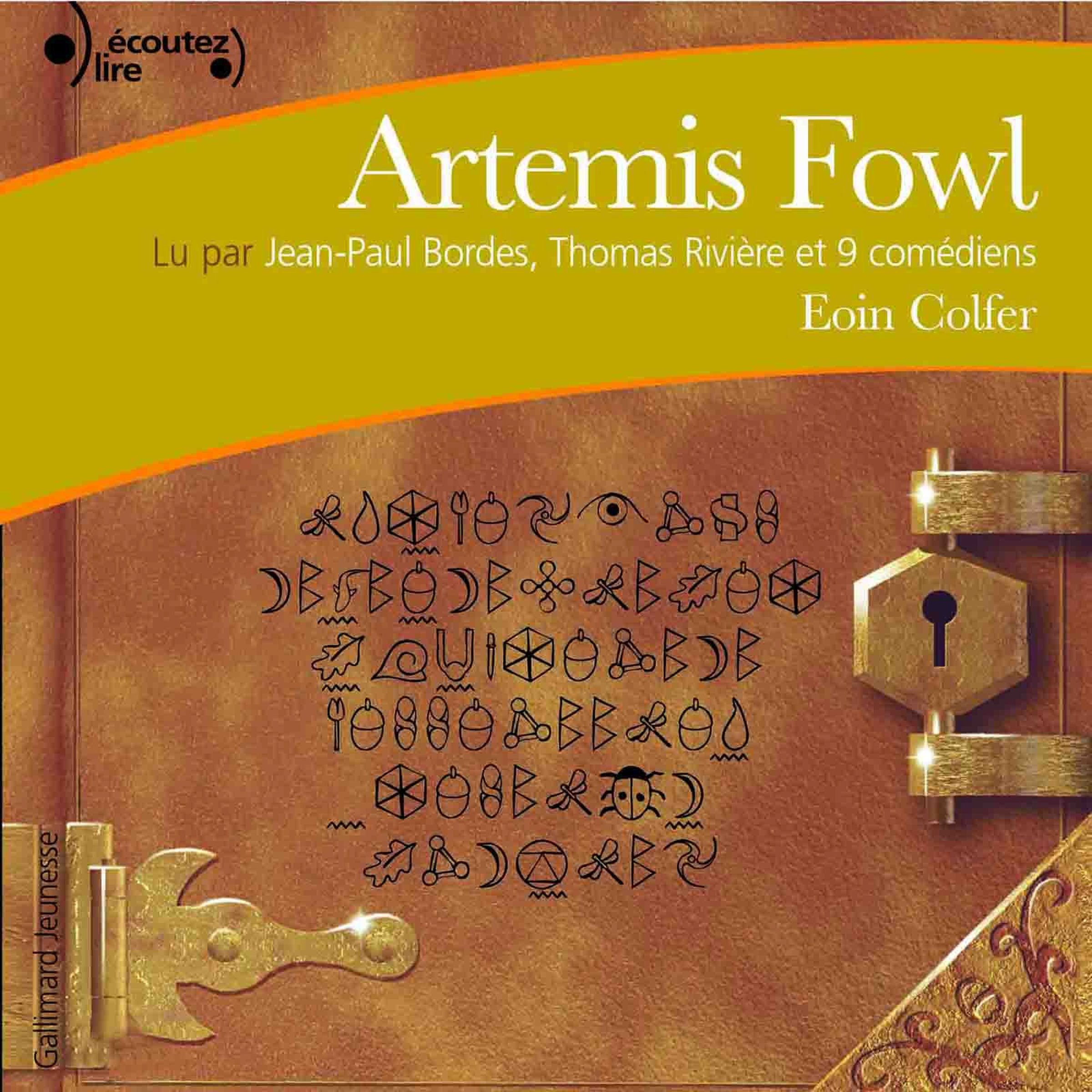 Artemis Fowl: Artemis Fowl 1