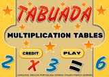 TABUADA- MULTIPLIKATION IN TABELLEN [Download]