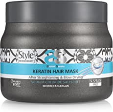 Gale Hayman Style Aromatherapy Keratin Hair Mask 100Ml With Ayur Product In Combo