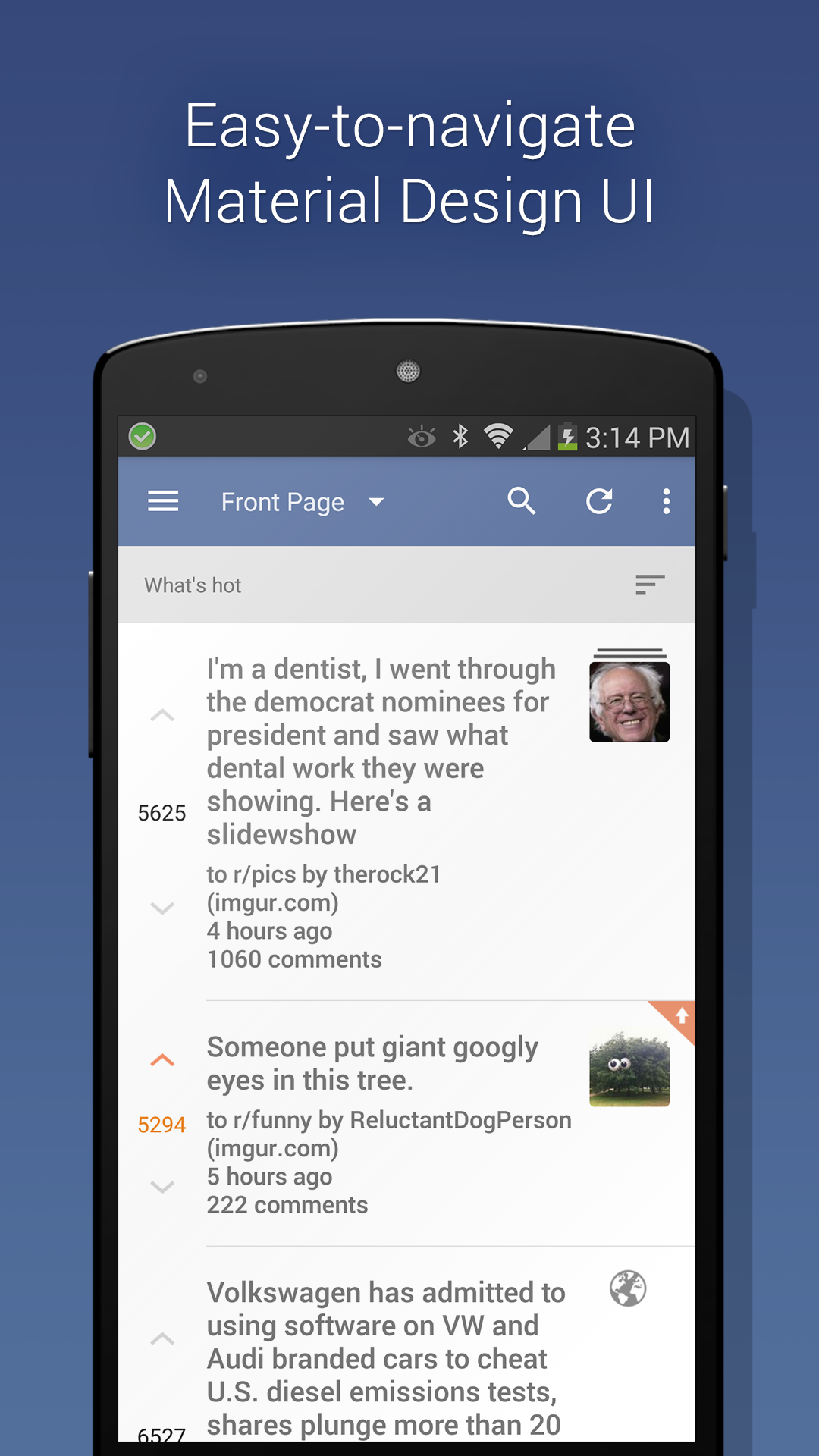 BaconReader for Reddit