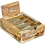 Quest Nutrition bars, Oatmeal Chocolate Chip, 60 g
