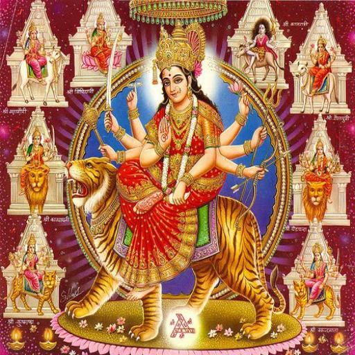 Nav Durga Wallpaper Themes Mobile Nav-mat