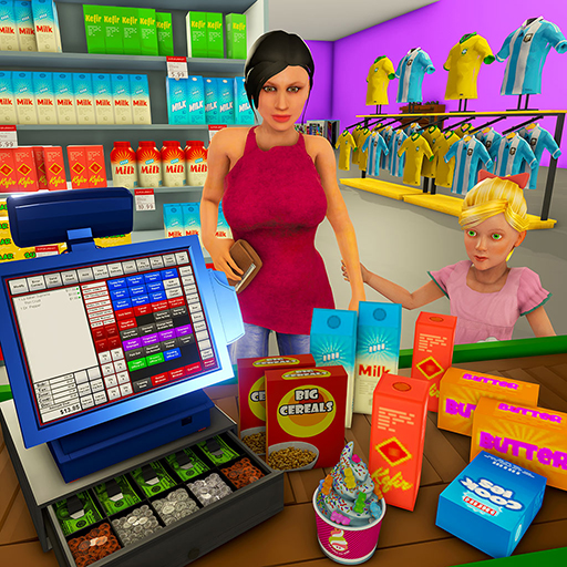 Einkaufsspiele