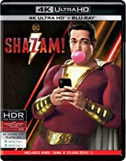 Shazam! (4K UHD & HD) (2-Disc)