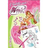 J'habille mes Winx - La magie