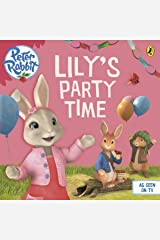 Peter Rabbit Animation: Lily's Party Time Kindle Edition
