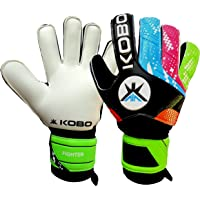 Kobo Pro Contact Goalkeeping Gloves 2320 Yellow/Black