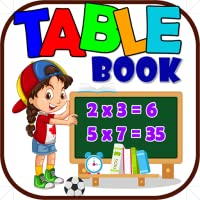 Multiplication Table Book 2018