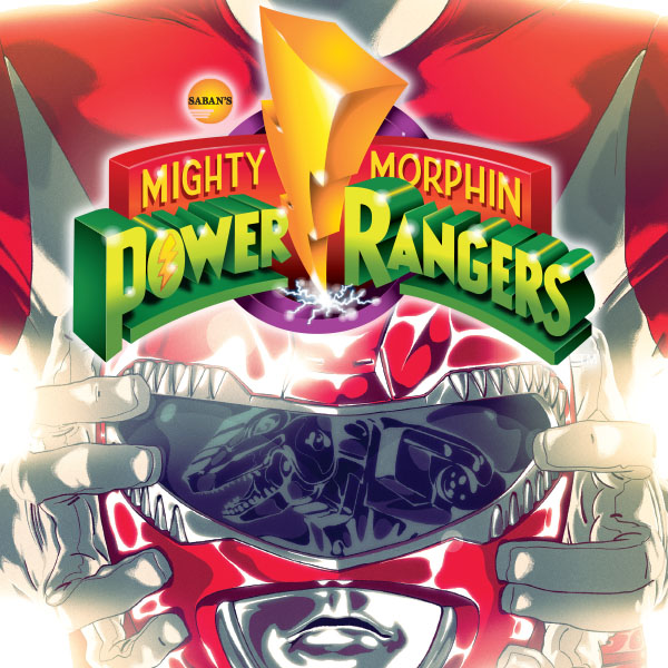 Mighty Morphin Power Rangers (Collections) (12 Book Series)