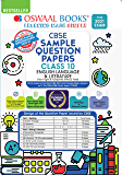 Oswaal CBSE Sample Question Paper Class 10 English Language & Literature Book (Reduced Syllabus for 2021 Exam)