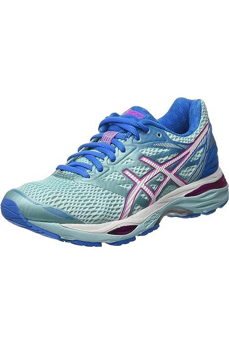 ASICS T6C8N6701, Zapatillas de Running para Mujer, Azul (Aqua ...