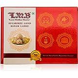 Laxmi Misthan Bhandar Sugar-Free Gond Badam Laddu; 400 g