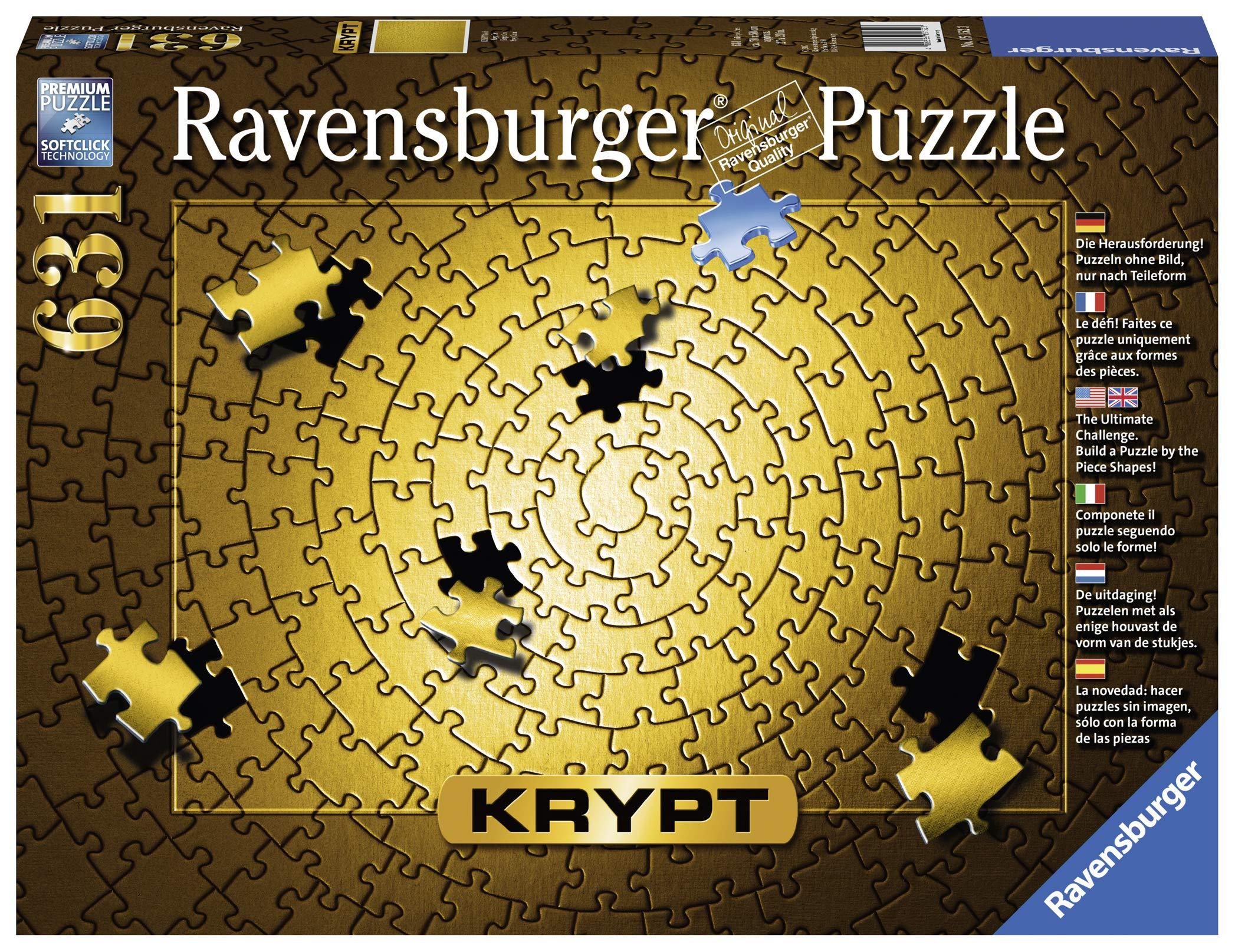 Ravensburger-Erwachsenenpuzzle-15152-Ravensburger-15152-Krypt-Gold-Erwachsenenpuzzle