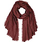 PIECES Pcjusta Long Scarf Bufanda para Mujer
