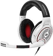 Sennheiser Game One Gaming-Headset (mit offener Akustik) weiß