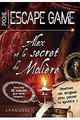 Escape game de poche - Alex et le secret de Molière (French Edition) Versión Kindle