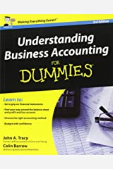 Understanding Business Accounting for Dummies 3E Paperback