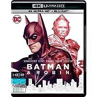 Batman & Robin (4K UHD & HD) (2-Disc)