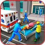 Ambulance de sauvetage Simulator - Ville d'urgence d'entraînement