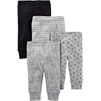 Simple Joys by Carter's Baby Boy's 4-Pack Pant