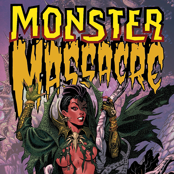 Monster Massacre (Issues) (2 Book Series)