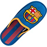FC Barcelona - Pantofole del Barça, collezione ufficiale FC Barcelona, da uomo
