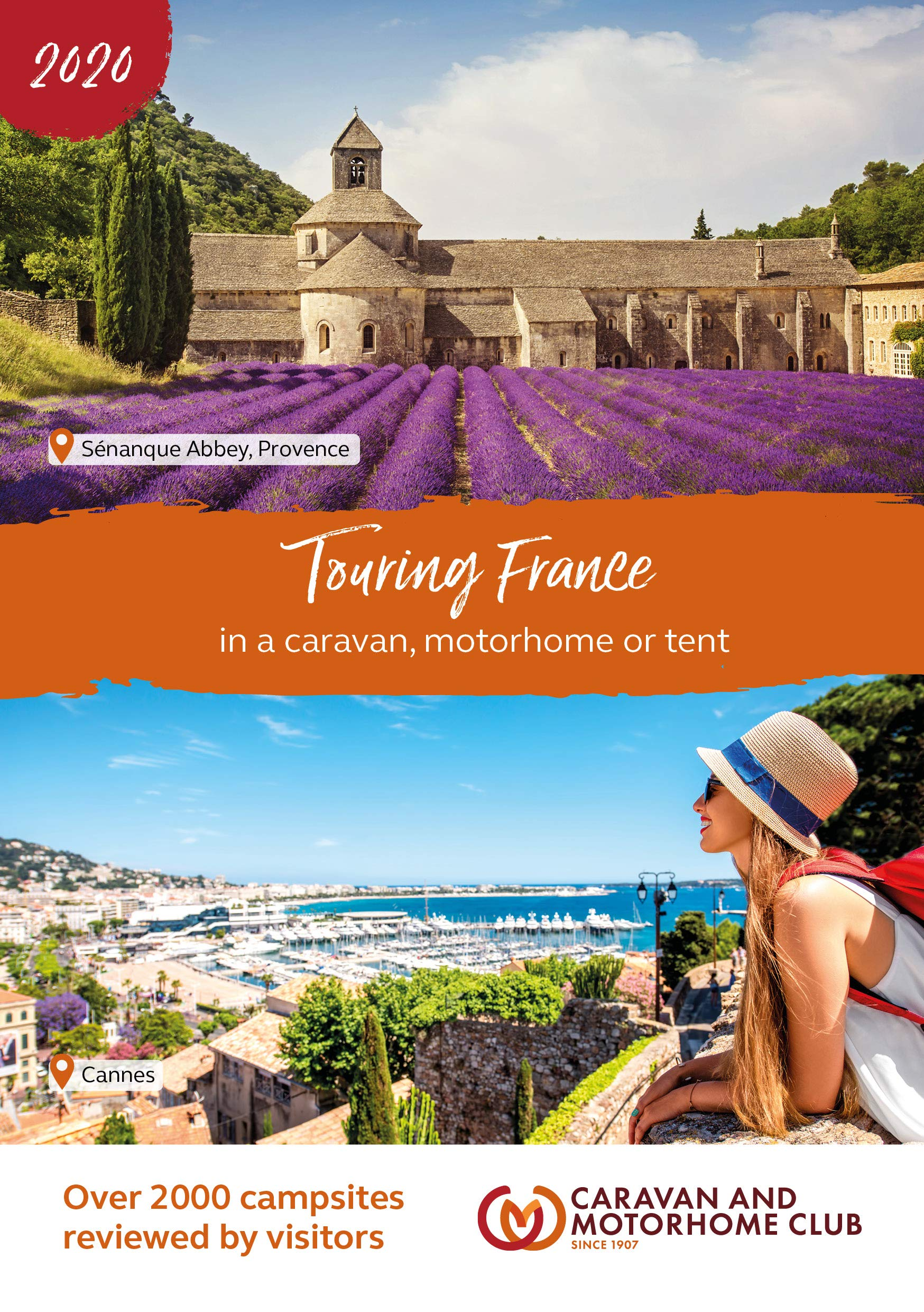Touring France 2020: In a Caravan, Motorhome or Tent