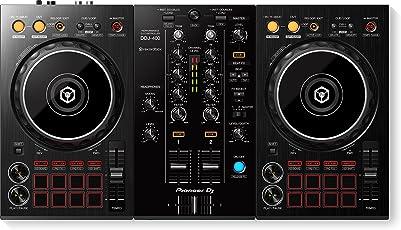 Pioneer DJ Jingweite DDJ-400 2-Channel Controller for Rekordbox