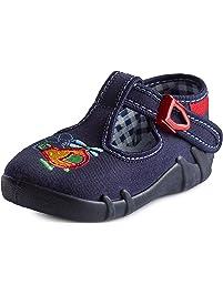 Geox J Sveth C, Zapatillas para Niños, Amarillo (Lime/Black), 35 EU