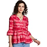 Amazon Brand - Myx Women's Regular Fit Blouse
