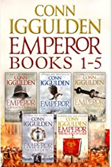 The Emperor Series Books 1-5 Kindle Edition