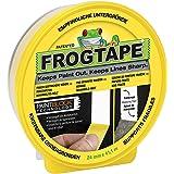 FrogTape Delicate Afplakband – Schilderingstape met Paint-Block-technologie – crêpband voor schone randen bij het schilderen
