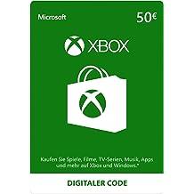 Xbox Live - 50 EUR Guthaben [Xbox Live Online Code]