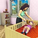 simulateur de mère virtuelle: maman jeux de famille heureux