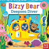 Bizzy Bear: Deepsea Diver (Bizzy Bear) [Board book]