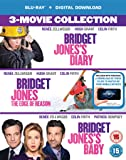 Bridget Jones 3-Film Collection (Bridget Jones's Diary/Bridget Jones: The Edge Of Reason/Bridget Jones's Baby) [Blu-ray + Digital Download] [2016] UK-Import, Sprache-Englisch