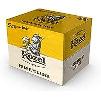 Kozel Premium Lager Birra - Cassa da 20 x 50 cl (10 l)