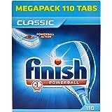 Finish Dishwasher Powerball Classic - 110 Tablets