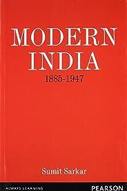 Modern India: 1885-1947, 1e