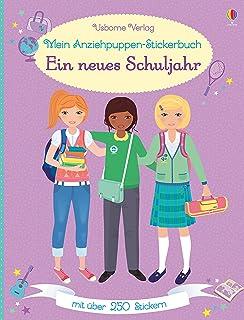 Mein Anziehpuppen-Stickerbuch Auf dem Reiterhof Lucy Bowman Mein Anziehpuppen-S