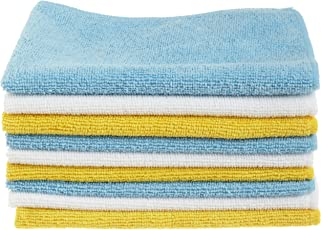 AmazonBasics Microfiber Cleaning Cloth - 222 GSM (Pack of 24)