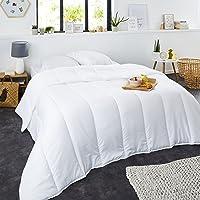 Sweetnight - Couette été 220g/m² | 140x200 cm | Fine et Légère | Douceur et Confort | Lavable | Enveloppe 100…