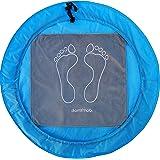 Alfombrilla antideslizante de vestuario para natación, gimnasio, fitness, spa, ducha, bolsa plegable para ropa de hombre, muj
